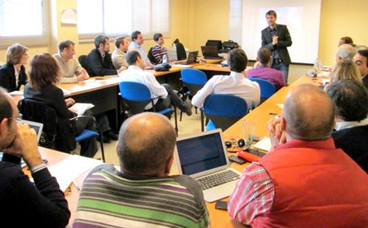 Ponencia en Campus Emprendedores San Fernando