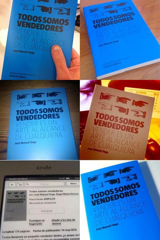 """Fotos de lectores de """"Todos somos vendedores"""""""