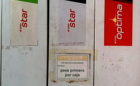 gasolinera con prepago