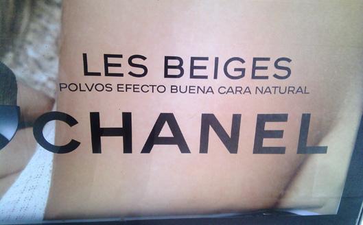 Polvos Buena Cara Chanel