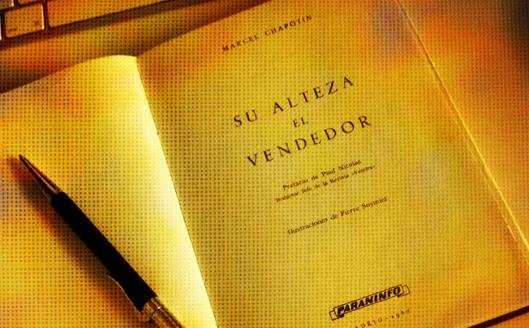Su Alteza el Vendedor, de Marcel Chapotin