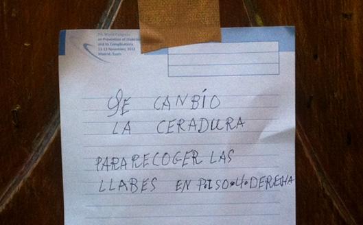 CambioCerradura