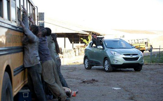 Hyundai-en-Walking-Dead
