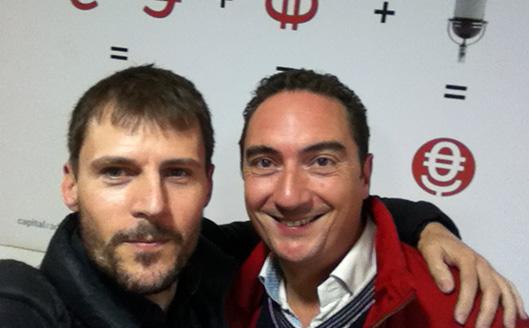 Selfie en Capital Radio