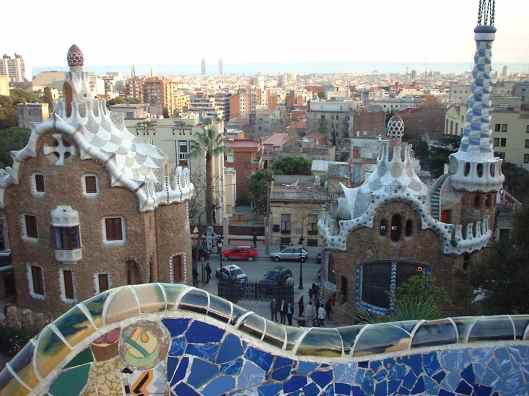 Parque Guell 3