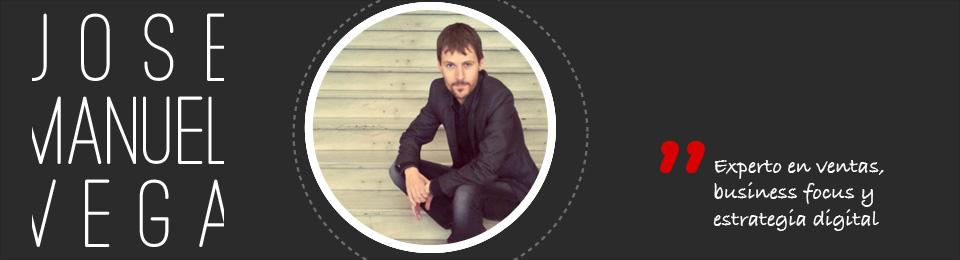Jose Manuel Vega – experto en ventas y economía digital